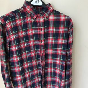 Ralph Lauren Classic Fit Flannel shirt